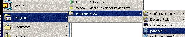 Windows PostgreSQL Server