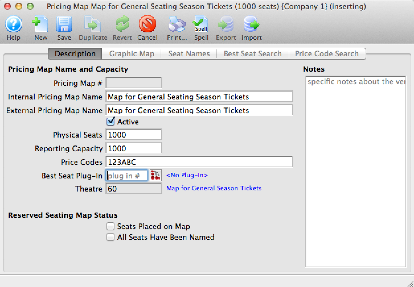 how to create big ticket package